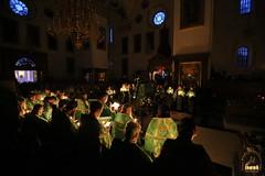 61. The solemn All-Night Vigil / Праздничное вечернее богослужение