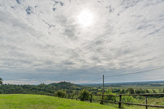 _JEM3454 (SuperQuique) Tags: sky cloud plant green colors beautiful scenery view cloudy hills agriturismo udine buttrio