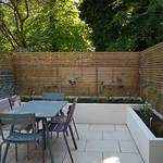 Tiny Tufnell Park garden Sep 2015