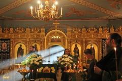 09. The commemoration day of St Sergius of Radonezh in Bogorodichnoe village / Праздник Прп. Сергия Радонежского в Богородичном