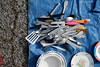 Posate. (ReetaRai) Tags: nola forchetta cose cucchiaio mercatino delle argento coltello posate vecchie pulci marcato
