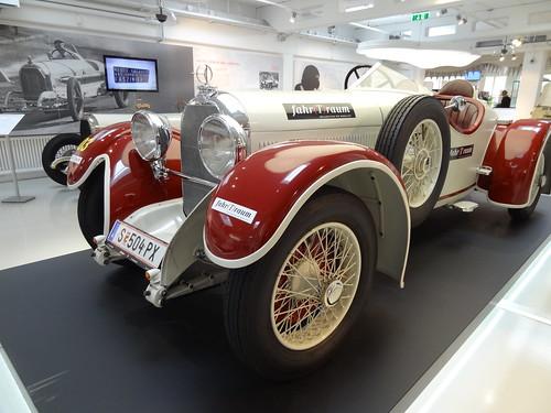 1929 Austro Daimler at Fahrtraum Museum (2)