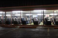 (plasticfootball) Tags: nighttime missouri sullivan recliners furniturestore