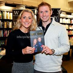 Laura & Jason Kenny (Picturematt) Tags: jason kenny laura trott olympic cyclist team gb waterstones manchester