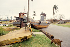 MW018145 (shahidul001) Tags: disaster naturaldisaster devastation destroy calamity catastrophe storm cyclone tropicalcyclone 1991 1991cyclone 29thapril april29th aftermath barge vessel seavessel port seaport road cranes wreckage swept horizontal day daylight color colour developingcountry developingcountries thirdworld majorityworld chittagong bangladesh southasia asia