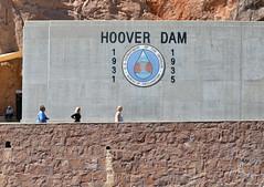 Hoover Dam 1931-1935 (dr_marvel) Tags: nevada arizona dam hoover hooverdam stone concrete cement bureauofreclamation reclamation 1931 1935 interior departmentofinterior hydroelectric electricity power