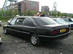 Opel Senator B (911gt2rs) Tags: treffen meeting show event tuning umbau stretchlimousine limousine vauxhall schwarz black coachbuilt worldcars