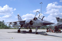 Mirage F1CR (Rob Schleiffert) Tags: dassault mirage miragef1 florennes reconnaissance frenchairforce