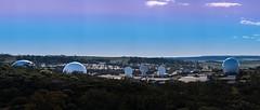 Australian defence satellite Com. station (Richard Mart1n) Tags: landscape geraldton westernaustralia western australia travel landscapes nikon d5000 sky
