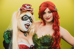 Harley Quinn and Poison Ivy, Silicon Valley Comic Con, 2016 (Thomas Hawk) Tags: america california comiccon comicconsiliconvalley conventioncenter cosplay harleyquinn hayley svcc svcc2016 sanjose sanjoseconventioncenter santaclaracounty siliconvalleycomiccon usa unitedstates unitedstatesofamerica fav10 fav25 fav50