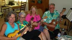 ODCheart (FolsomNatural) Tags: odc dailychallenge ukulele group singers club music