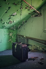 packed (Desolate Places) Tags: abandoned retirement hom