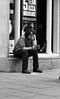 IMG_4996-150 (immieHawks) Tags: man bristol urban streetphotography smoke smoking work break photo phone