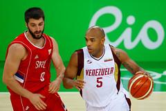 Venezuela vs Serbia (skyrosredes) Tags: rodejaneiro brasil