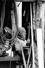 The farmer (Mario Ottaviani Photography) Tags: sony sonyalpha italy italia paesaggio landscape travel adventure nature scenic exploration view vista breathtaking tranquil tranquility serene serenity calm farmer fattore fattoria farm biancoenero blackwhite blackandwhite monocromo monochrome people