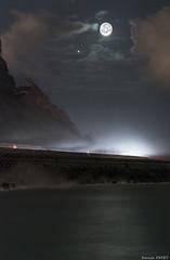conjonction lune vnus sept 2016 (tidep) Tags: reunion reunionisland run astro astronomie astrophotographie danielpayet d750 poselongue paysage landscape lumire lune moon