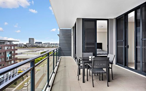 806/14 Baywater Drive, Wentworth Point NSW 2127
