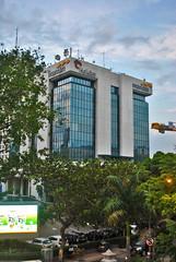 Gedung Medan Pemuda (BxHxTxCx (using album)) Tags: surabaya building gedung architecture arsitektur office kantor