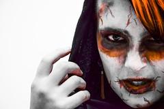 Halloween (Jean-Pierre Bérubé) Tags: costume jpdu12 jeanpierrebérubé femme woman halloween déguisement flickrfriday