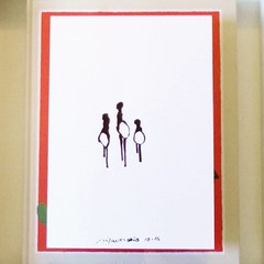 Fairy Triplets Sisters. Ink on paper. #drawings #ink #fairy