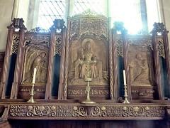 Edith Weston, Rutland (jmc4 - Church Explorer) Tags: edith reredos weston edithweston church rutland