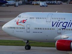 G-VROY Boeing 747-400 of Virgin Atlantic Airways (SteveDHall) Tags: aircraft airport aviation airfield aerodrome aeroplane airplane airliner airliners manchester manchesterairport ringway 2016 virginatlantic virgin virginatlanticairways vaa vs vir gvroy jumbo jumbojet b747 b744 b747400 747 747400 744 boeing747400 boeing747