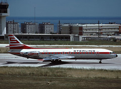 OY-STC (ilyushin18) Tags: caravelle se210 flugzeug aircraft plane airliner lis