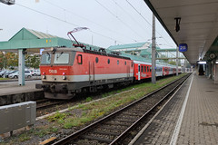 ÖBB 1144 044 mit REX-Garnitur (kube414) Tags: electric vorarlberg austria bregenz eisenbahn railways