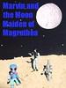 Marvin and Moon Maiden (John Chanaud) Tags: thehitchhikersguidetothegalaxy marvin paranoidandroid metalunamutant missnamikawa