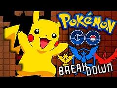 Pokemon Go Break Down: Pokemon's Twist on the MMO (Download Youtube Videos Online) Tags: pokemon go break down pokemons twist mmo
