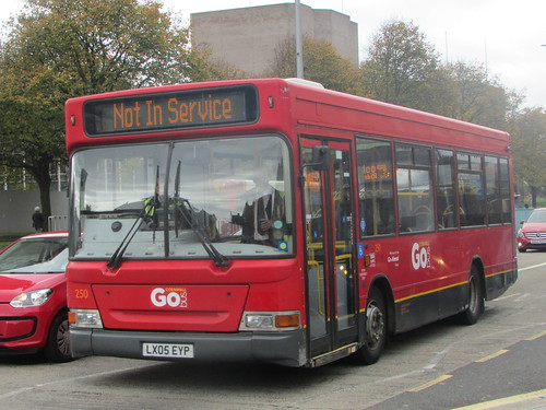 Plymouth Citybus 250