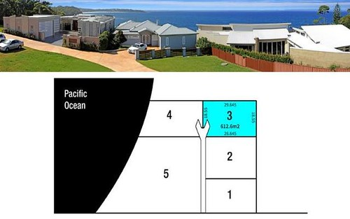 Lot 3, Lot 3 Burrill Street North, Ulladulla NSW 2539