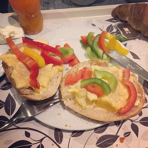 #gutenmorgen #frühstück #breakfast