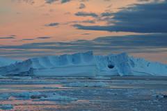 Arctic Iceberg (dr brewbottle) Tags: ice iceberg baffinisland davisstraits arctic
