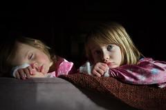 Twins (trois petits oiseaux) Tags: twins sisters sleep kids