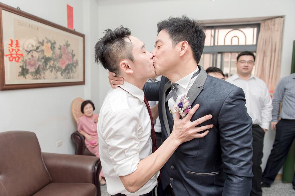 台南婚攝 婚禮紀錄 情定婚宴城堡 C & M 036