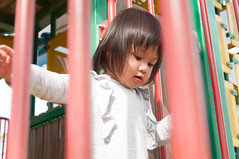 Exploring (Wunkai) Tags: tsuchiurashi ibarakiken japan 日本 jeanwang 茨城 土浦市 playground recreationalfacility