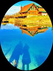 To celebrate our 49th Wedding Anniversary ! (peggyhr) Tags: peggyhr 49thweddinganniversary nov252016 tp lake shadows reflections autumn loghouse sky clouds dock img5035y bluebirdestates alberta canada heartawards niceasitgets~level1 friends charliesgrouplevel1 visionaryartsgallerylevel1 artofimages~aoil1~ thegalaxy super~sixbronze☆stage1☆ thelooklevel1red friendschoice3friendsawardsshowcaseii thelooklevel2yellow 30faves~ thegalaxyhalloffame super~six☆stage2☆silver super~six☆stage3☆gold
