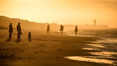 There they come (Drummerdelight) Tags: into sun sunlight sunlightset