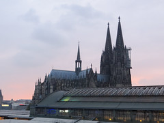 IMG_5553 (jaglazier) Tags: 12481473 1248ad1473ad 13thcenturyad15thcenturyad 19thcentury 19thcenturyad 2016 91716 architecture belfries buildings cathedrals catholic churches cityscapes cologne copyright2016jamesaglazier german germany gothic koln köln night religions roofs september spires towers urbanism cities clouds stations stonebuildings temples trainstations nordrheinwestfalen