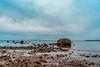 DSC00193 (grahedphotography) Tags: öresundsbron öresund oresund sweden swe denmark a7ii a7mk2 nature natur water ocean hav bridge beach blackandwhite grey malmö limhamn