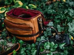 Ryker (Sean Molin Photography) Tags: wotancraft ryker camerabag leica leicam9 ivy leatherbag leather rangefinder fstoppers tiltshift nikonpce45mm nikond750