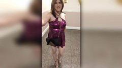 Video - Me in High Heels walking on a Marble floor (What a great sound) !!!! (GemmaSmith_TVUK) Tags: video walking high heels sound