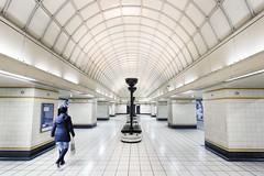 Gants Hill, London (Sean Hartwell Photography) Tags: gantshill centralline london londonunderground tube station charlesholden travel transit trainstation england uk