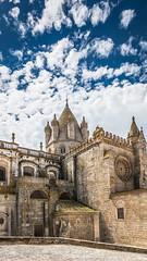 Catedral de vora (Marcel Weichert) Tags: alentejo architecture catedral cathedral church cloistersofvoracathedral europe evora heritage portugal portuguese vora pt