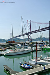citytrip Lisboa (MiChaH) Tags: citytrip lisboa lissabon portugal holiday vakantie 2016 city stad bridge brug