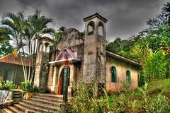 Takalik Maya Lodge (drlopezfranco) Tags: guatemala retalhuleu elasintal takalik abajtakalik finca farm caf coffee church chapilla iglesia hdr hrd hotel lodge