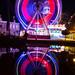 Ferris Wheel Reflection - Moving