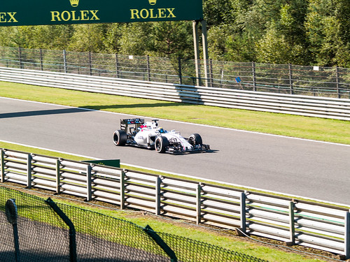 Belgian GP - Williams - Felipe Massa