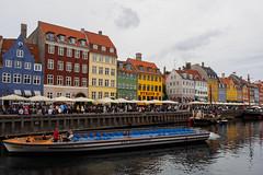 Nyhavn, Copenhagen (Joey Hinton) Tags: copenhagen denmark nyhavn harbor canal olympus anchor f28 omd em1 m43 mft 1240mm microfourthirds